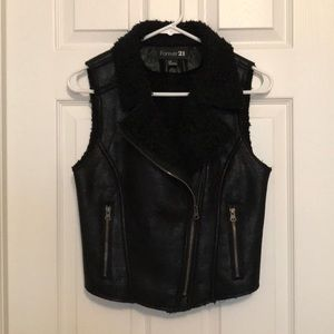 Coveted Moto Vest
